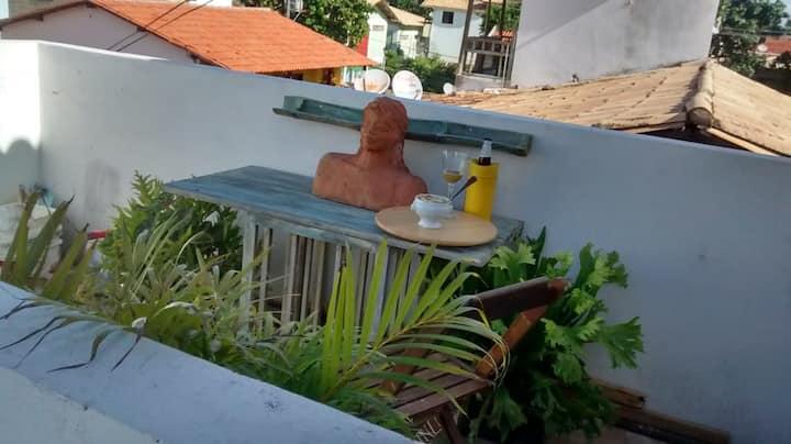 Suite temporada Praia do Forte, na Vila!
