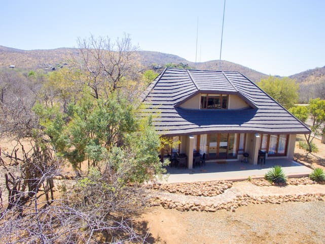 Mabalingwe Bush-Lodge Elephant - PRM064