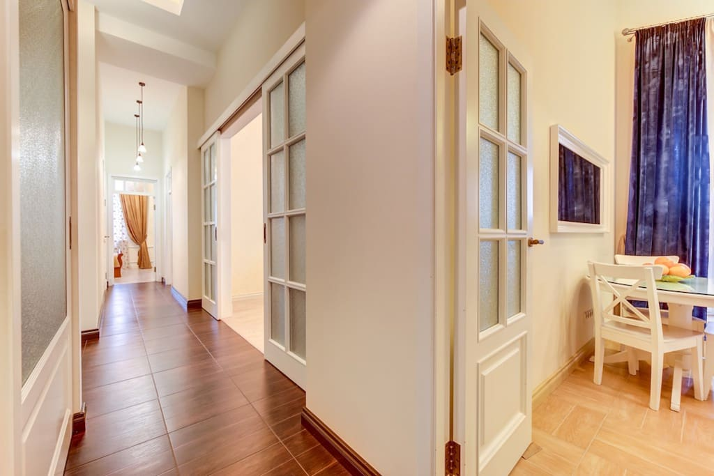 «Orange» 3Bedroom&2Bathroom.