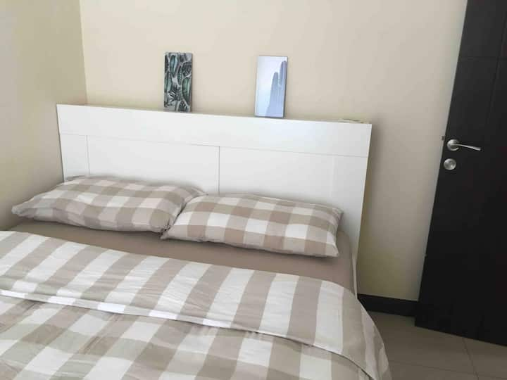 NEVA - 2BR Apt in Bandung Surrounded by 2 malls