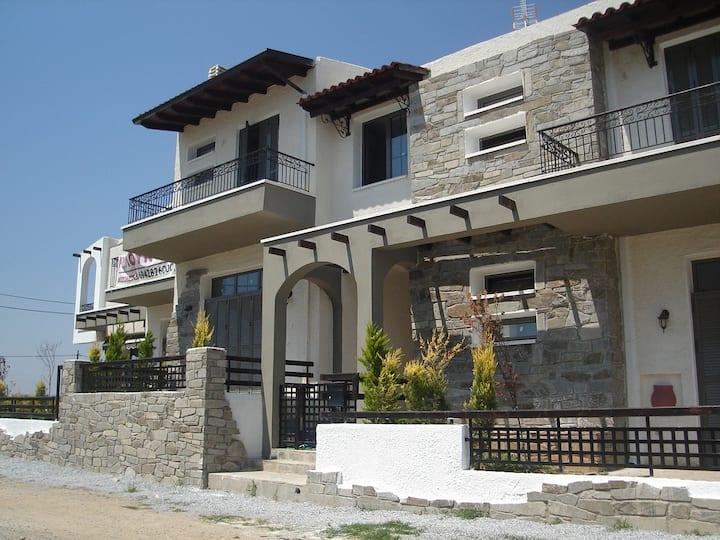 Seaside family houses