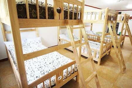 도미토리 (dormitory) 설악산에서 가장가까운 편안한 게스트하우스 입니다.