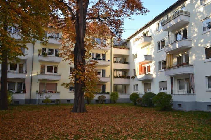 Charming room perfect located ***** - Frankfurt am Main - Apartamento