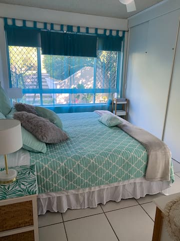 Various colour schemes for bedroom