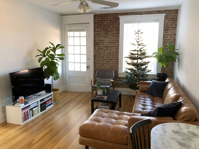 Historical Midtown Condo Full of Character