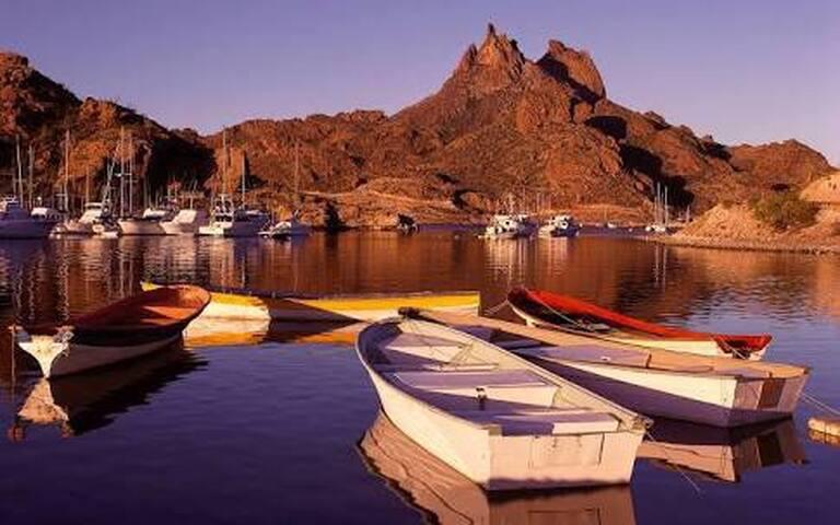 Villas California best location - San Carlos