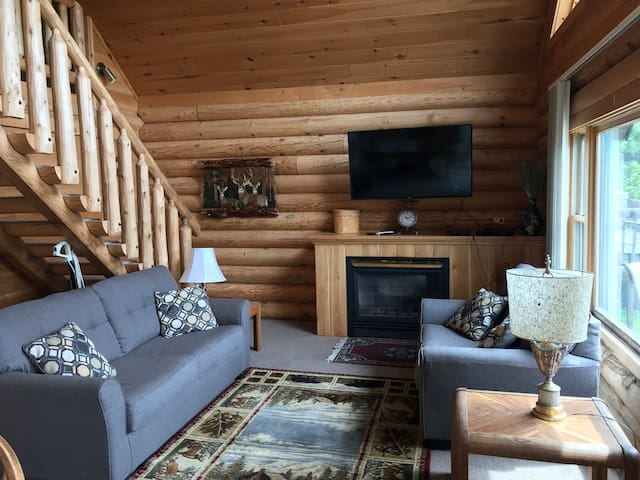 Pelican Lake Resort - Log Cabin Norway