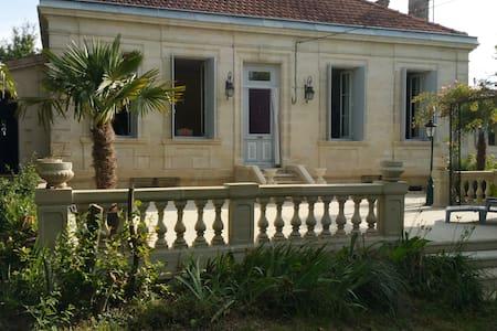 MON HAVRE DE PAIX A 35 MNS DE BORDEAUX - Saint-Ciers-de-Canesse