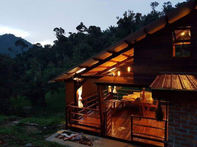 Glampung Loft 1
