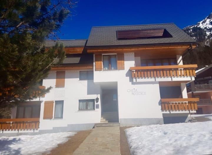 Appartamento vicino St Moritz