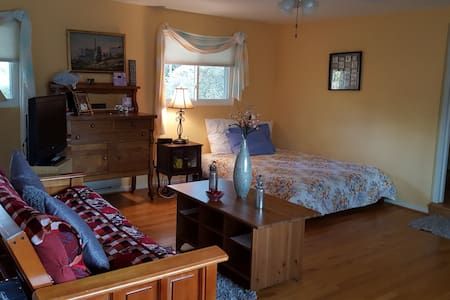 Charming Room/Studio, close to DC - Ház