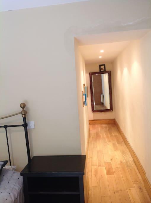 Bedroom 1 Hall