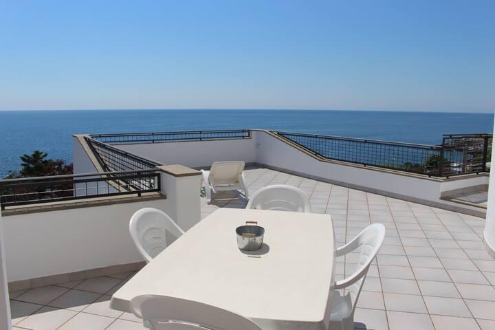 Villa a 30 metri dal mare nel Salento