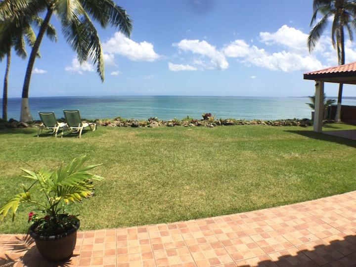 Oceanfront!  Sunsets and Beach Access Rincon 10min