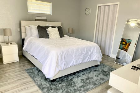 Private Studio 15 minutes from Orlando Int Airport