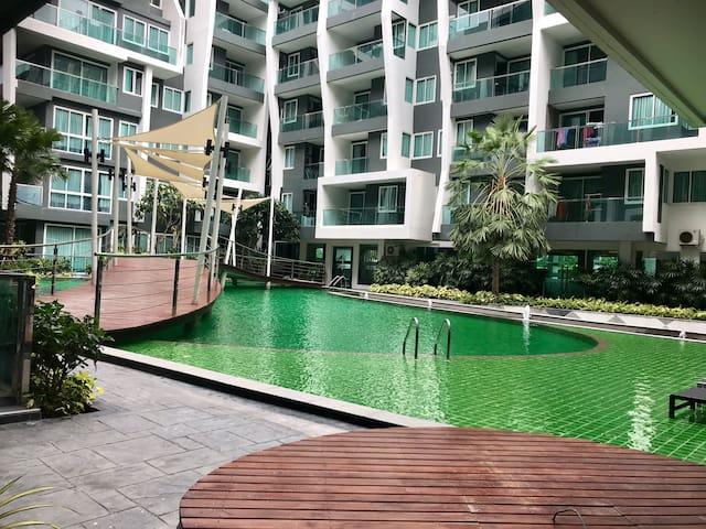 The Feelture Pattaya  คอนโดเดอะฟิวเจอร์ พัทยา