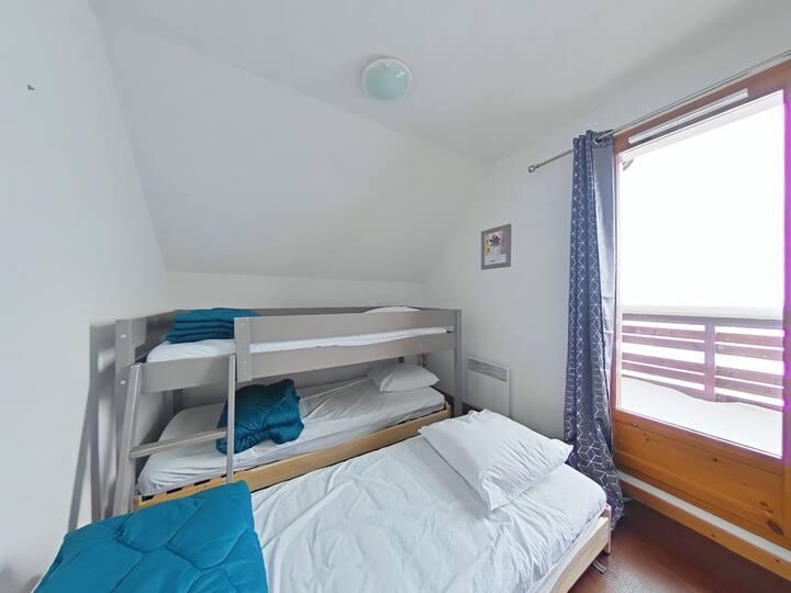 7170A Appartement duplex 6 personnes