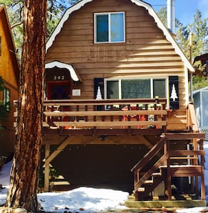 Cozy Cabin Retreat - Sugarloaf - Kabin