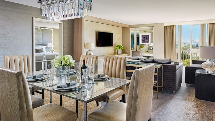 Viceroy L'Ermitage Beverly Hills, Icon Suite