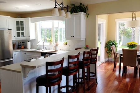Stanhope Summer Executive Home -minutes from beach - Stanhope - Hus