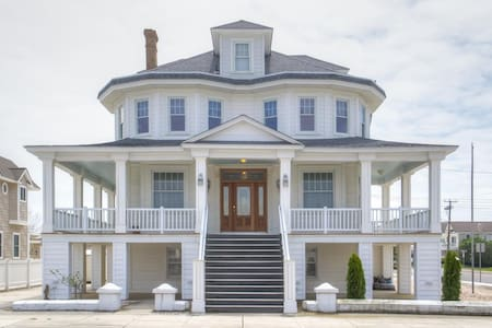 THE PEBBLES - Beach House - Stone Harbor - House