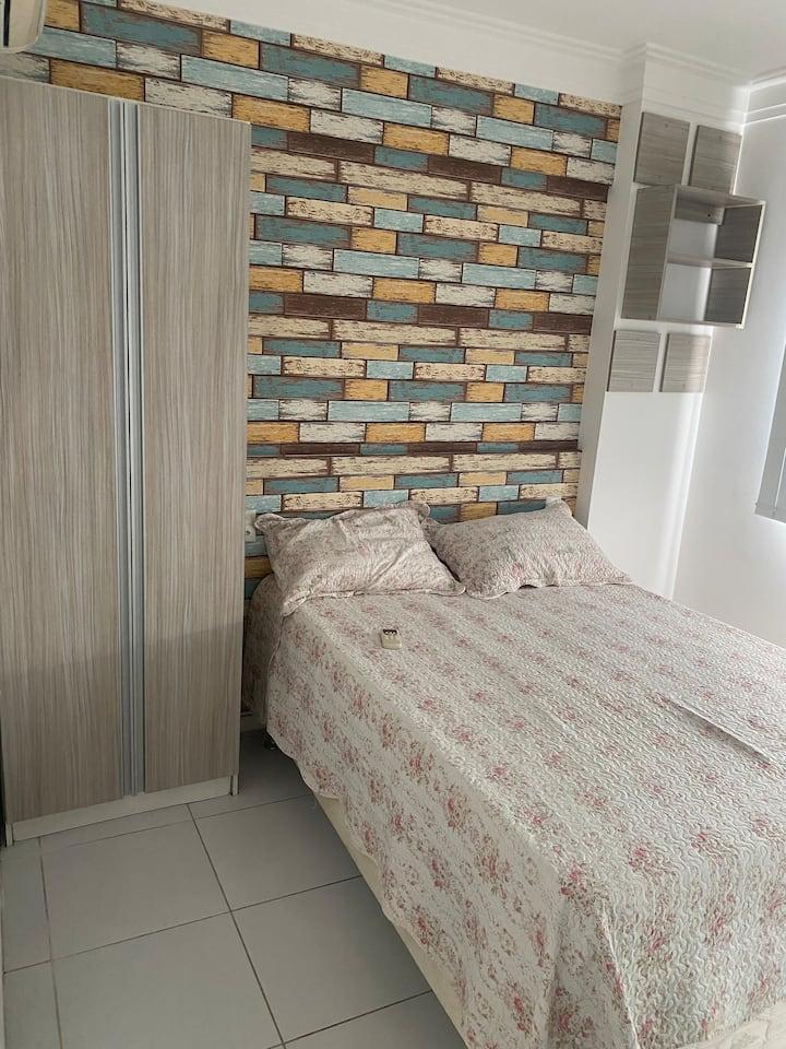 Apartamento completo para casal
