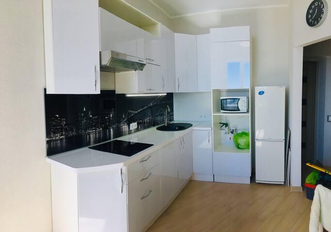 Уютная квартирасо всеми удобствами в центре города