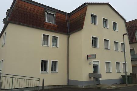 Möbliertes Einzimmerapartment mit Küche und Bad - Hirschaid - Huoneisto