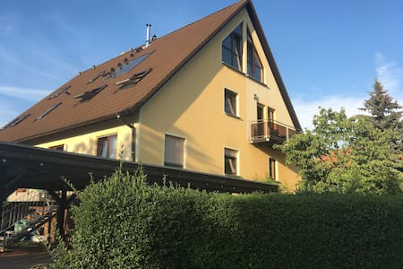Wohnen im Grünen unweit Berlins