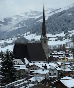 Gemütlichkeit in den Alpen-Ferienwohnung für 2-4 P - Alm - Lakás