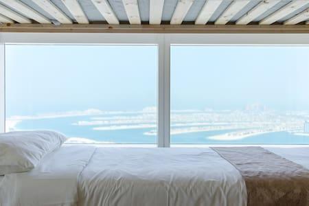 Live on 66th floor! Free Breakfast! 500+ reviews! - Dubai - Asrama