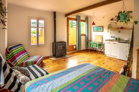 Cosy Cottage Suite on the River - Empordà Garrotxa