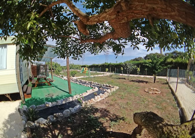 Bungalow Africa - Relax in the Countryside