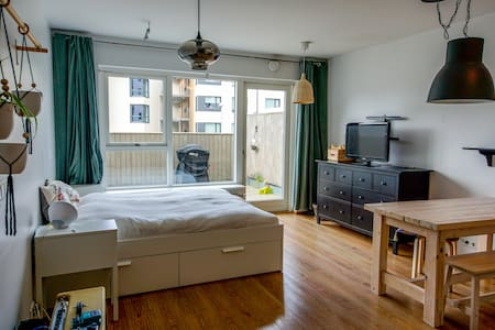 City Center Studio Apartment