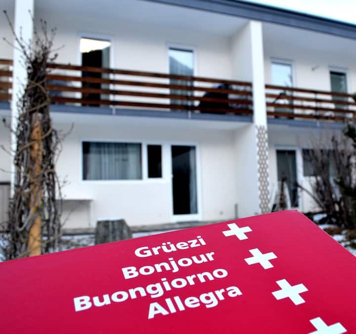 Gemütliches Ferienhaus in Davos