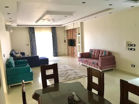 Fully Furnished Apartment with great location