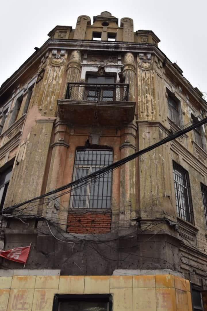 道外百年建筑群