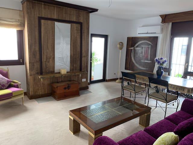 Doorstep Puerto Banus Apartment