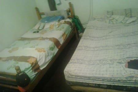 Hermosa habitacion para 2 huespedes