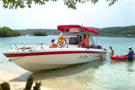 28 Ft Speedboat - Rent your own Boat for a Day! - Cartagena