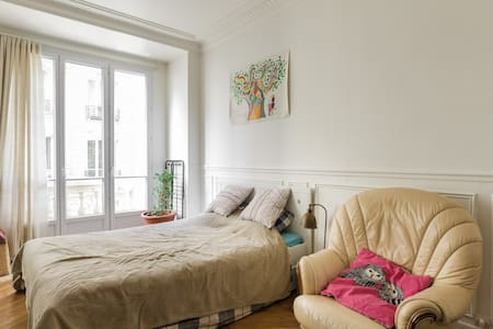 Cosy flat with view on Eiffel Tower - Paris - Apartment