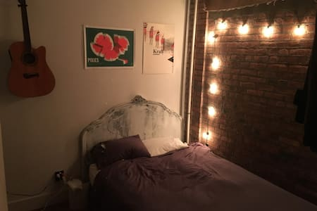 Cozy, comfortable room in Williamsburg loft - Brooklyn - Departamento