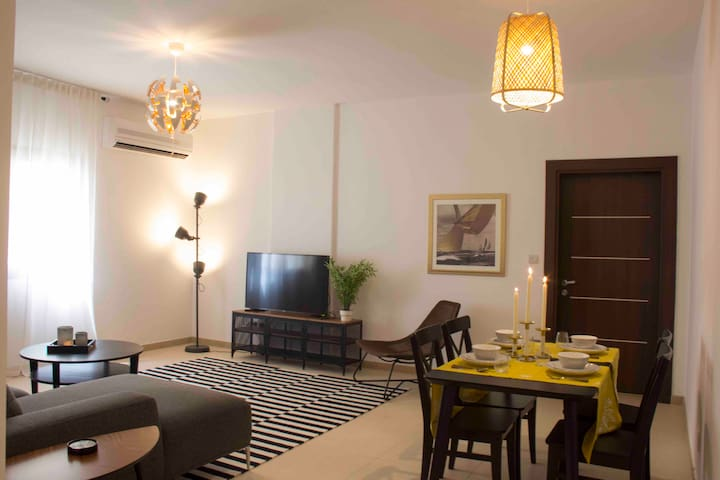 Executive one bedroom apartment in prime Jeddah