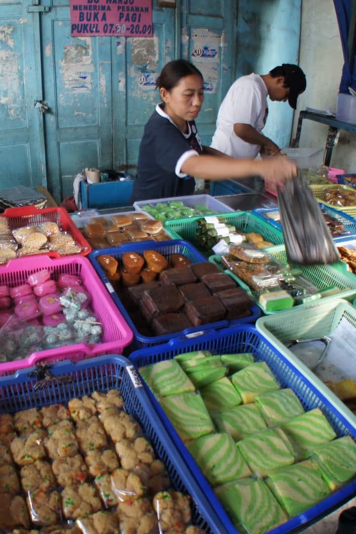 Traditional Balinese Snacks