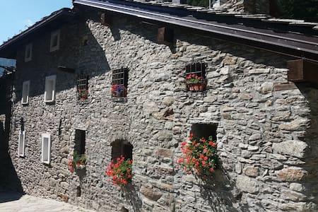 Un accogliente rifugio di montagna - Saint-rhemy-en-bosses - Ev