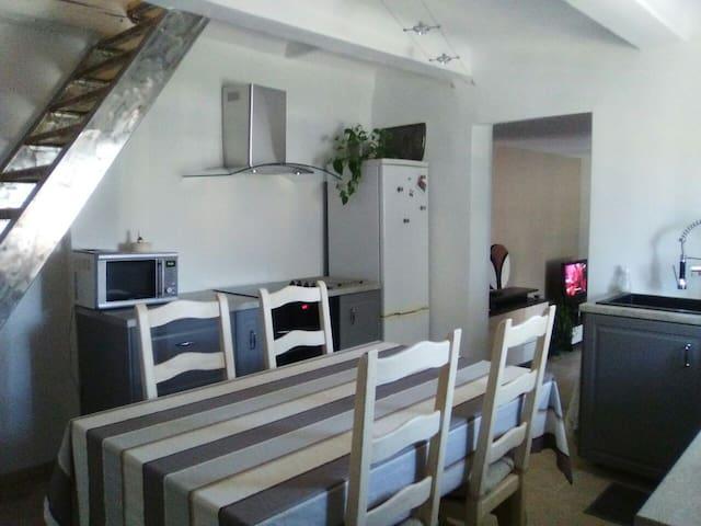 Appartement T2 entre Aix en Provence et Cadarache - Peyrolles-en-Provence - 아파트