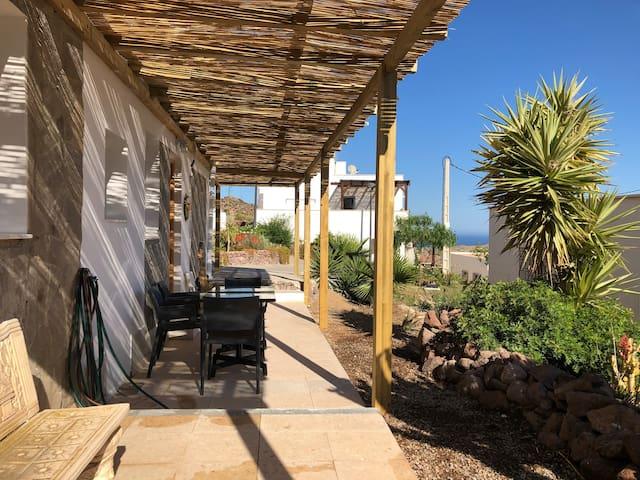 Apartamento  jardin en el PNatural de Cabo de Gata