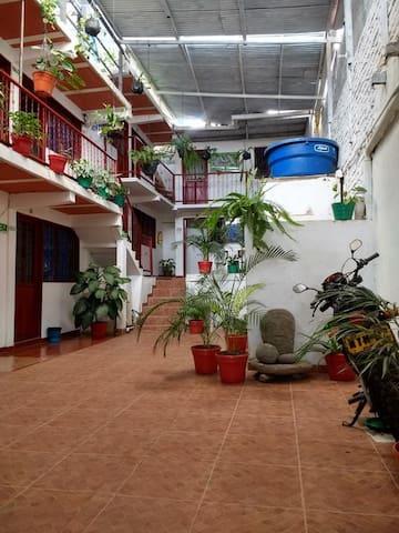 Hotel El Turista, la mejor ubicacion y atención