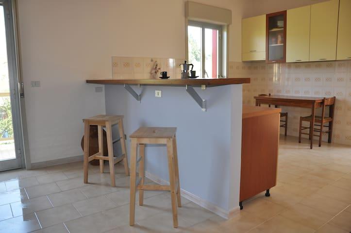 Appartamento Sapori di Sicilia - Terme - Apartemen