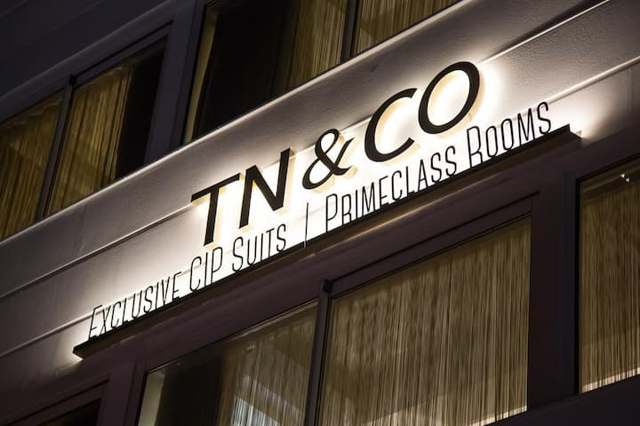 TN&CO Exclusive CIP Suites/Primeclass Rooms